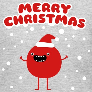 Funny Santa Claus - Merry Christmas Long Sleeve Shirts - Women's Long Sleeve Jersey T-Shirt