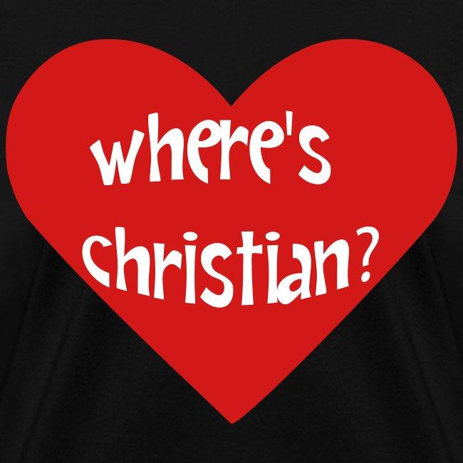 Where's Christian