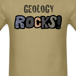 Geology Rocks Shirt - Men's T-Shirt