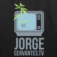 Design ~ Jorge Cervantes TV Eco-Friendly Handbag (Metallic Silver)