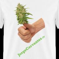 Design ~ Jorge Cervantes TV Thumbs Up Bud