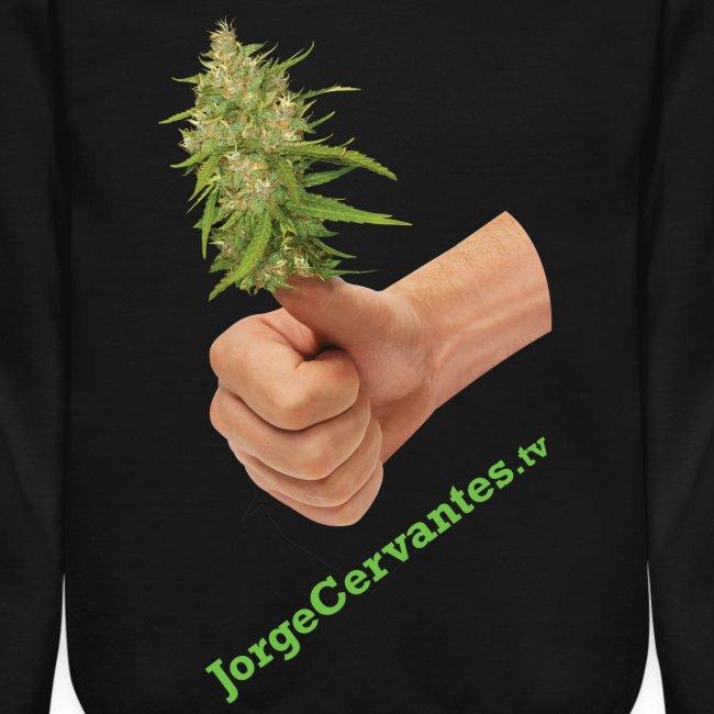 Jorge Cervantes TV Thumbs Up Bud
