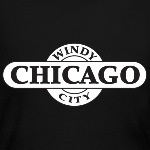 Chicago - Windy City - Women's Long Sleeve Jersey T-Shirt