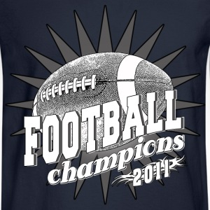 Football Champions 2011 Long Sleeve Shirts - Men's Long Sleeve T-Shirt