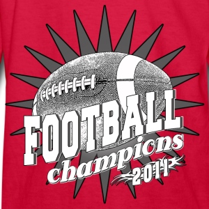 Football Champions 2011 Kids' Shirts - Kids' Long Sleeve T-Shirt