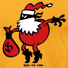 Santa Claus or Thief? T-Shirts