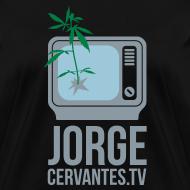 Design ~ Jorge Cervantes TV (Metallic Silver)