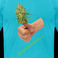 Design ~ Jorge Cervantes TV Thumbs Up Bud (American Apparel)