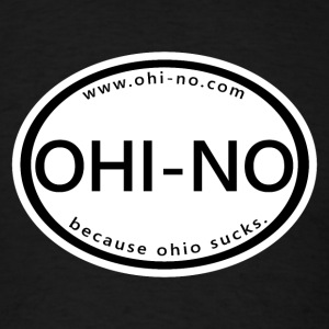 OHI-NO Original in American Apparel! - Men's T-Shirt