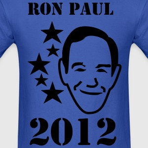 Ron Paul 2012 - Men's T-Shirt