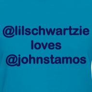 Design ~ @lilschwartzie loves @JohnStamos