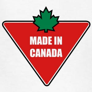Made in Canada Tire Kids' Shirts - Kids' T-Shirt