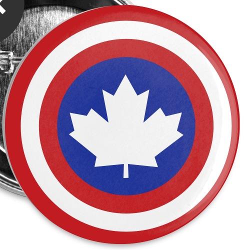 Captain Canada Shield 2 Colour