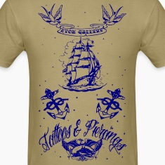 Men's 2Ton Sailor Shirt