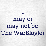 Design ~ WarBlogler - Blue Text