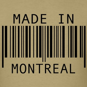 Made in Montreal T-Shirts - Men's T-Shirt