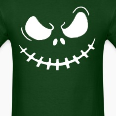 Inverse Skellington Shirt