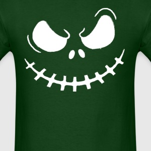 Inverse Skellington Shirt - Men's T-Shirt