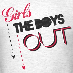 SNSD - Girls Bring the Boys Out - Men's T-Shirt