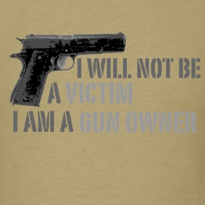 Gun Owner - Men's T-Shirt