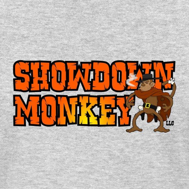 Showdown Monkey - Long Sleeve T