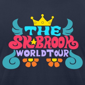 SK Brook T-Shirts - Men's T-Shirt by American Apparel