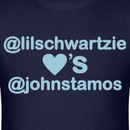 Design ~ @lilschwartzie heart's @JohnStamos