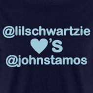 Design ~ @lilschwartzie heart's @JohnStamos