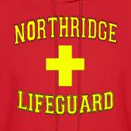 Design ~ NORTHRIDGE GUARD Hoodie
