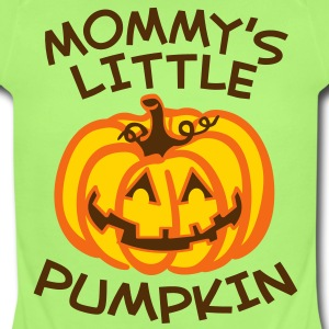 Mommy's Little Pumpkin Baby Bodysuits - Short Sleeve Baby Bodysuit