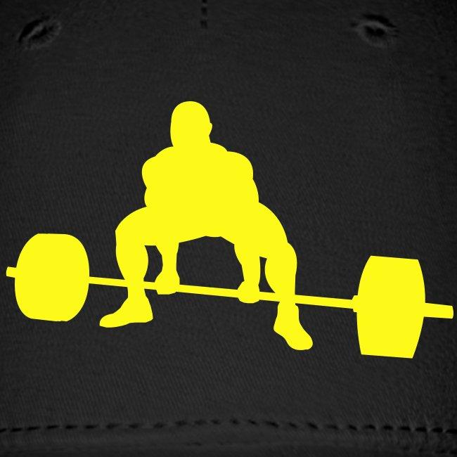 Deadlift Cap