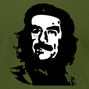 Olive Viva la Saddam! Men - Men's T-Shirt by American Apparel