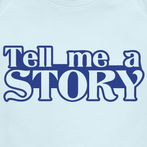 tell me a story Baby Bodysuits - Short Sleeve Baby Bodysuit