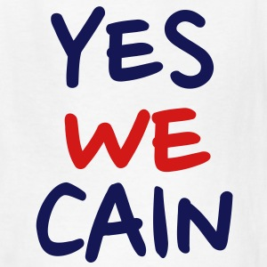 Yes we Cain Kids' Shirts - Kids' T-Shirt