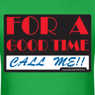 Design ~ For a Good Time Call Me