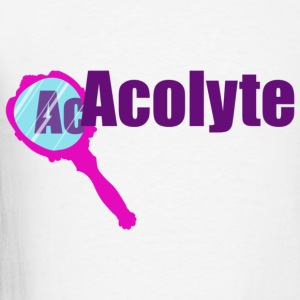 acolyte_pixel_light T-Shirts - Men's T-Shirt