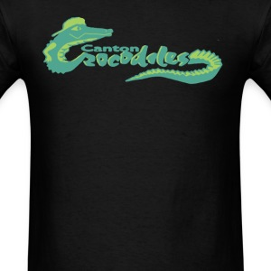 Canton Crocodiles Shirt - Men's T-Shirt