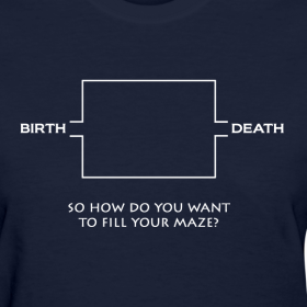 Design ~ Life Maze (Women's)