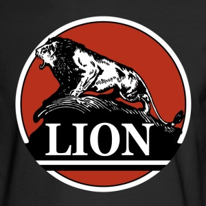 Lion Gasoline - Men's Long Sleeve T-Shirt