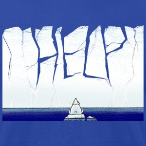 Help! T-Shirts - Men's T-Shirt by American Apparel