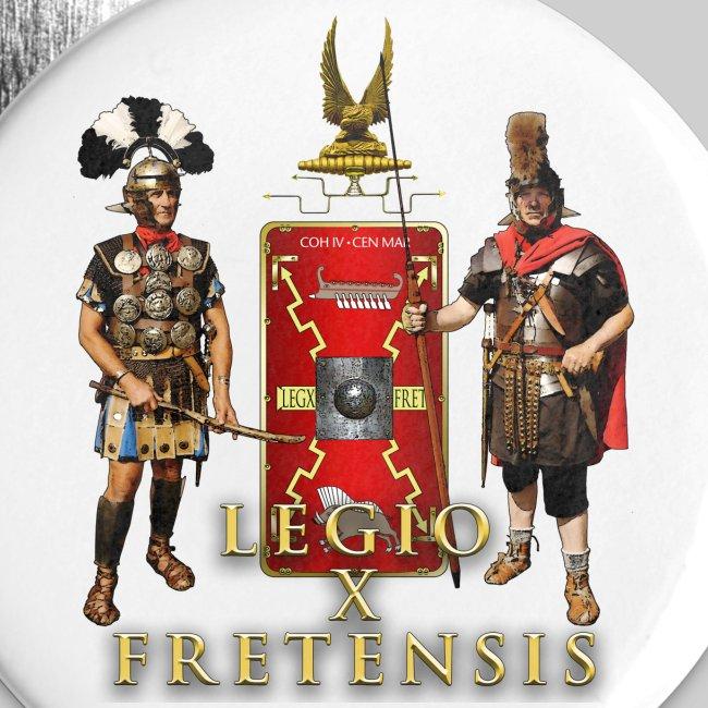 Legio X Fretensis Buttons - Large