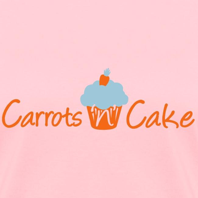 Carrots n Cake - Front & Back