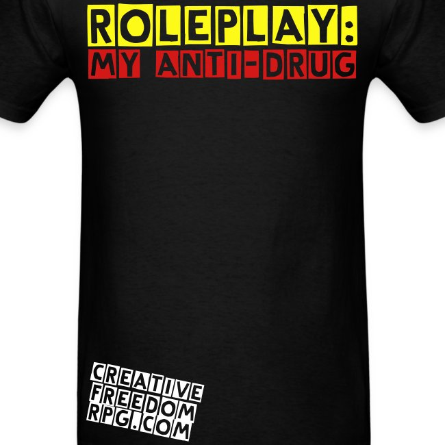 Roleplay is My Anti-Drug