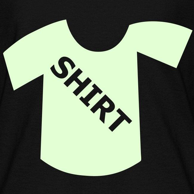 8c5fe406 DeerGoose | The Shirt Shirt Shirt: Redesign Glowing [K] - Kids T-Shirt
