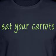 Design ~ Shirt for Mal - Eat Your Carrots