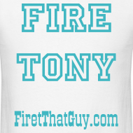Design ~ FIRE TONY SPARANO
