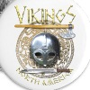 Vikings North America Small Buttons - Small Buttons