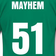 Design ~ Mayhem Maybin