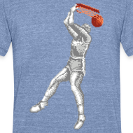 Design ~ Exciting Basket - Double Dribble
