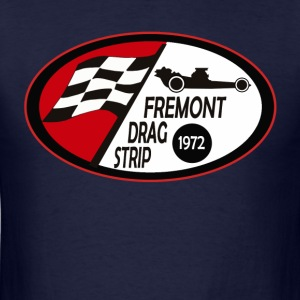 Fremont Drag Strip - Men's T-Shirt